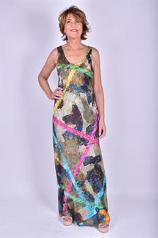 unbreakable maxi dress