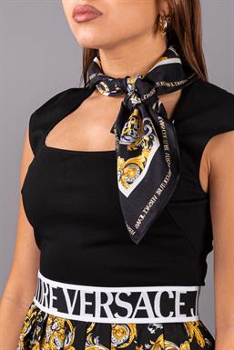 versace jeans couture shawl